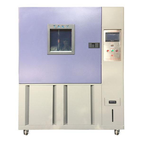 恒温恒湿试验箱核心部件的异常处理方法