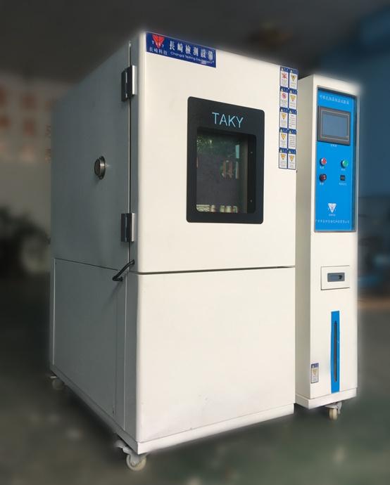 可程式恒温恒湿试验箱的工作原理