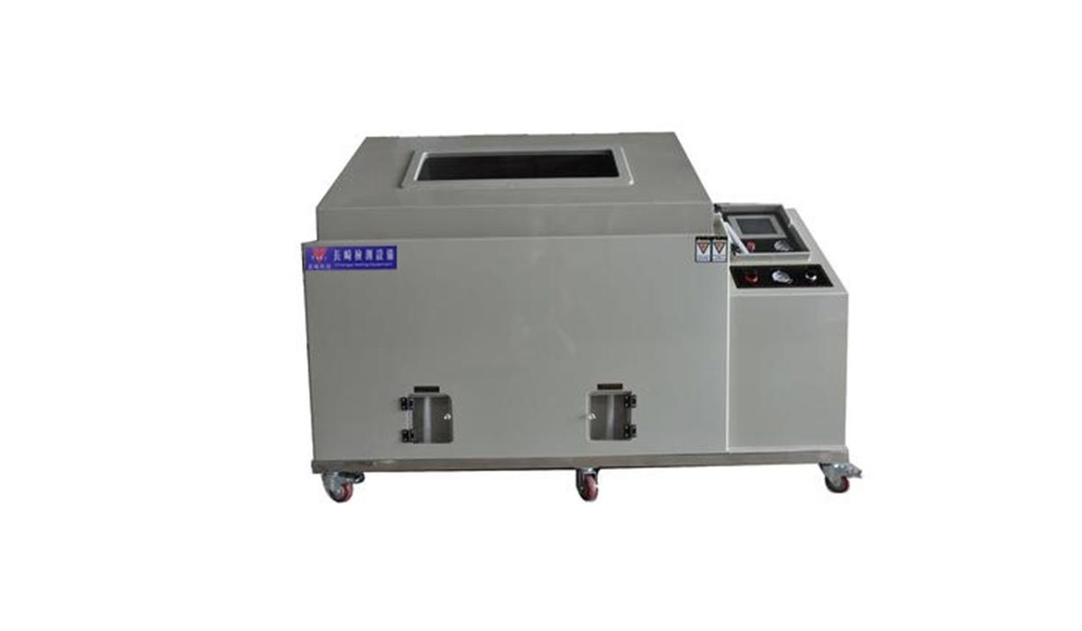 盐雾腐蚀试验箱在五金行业的应用